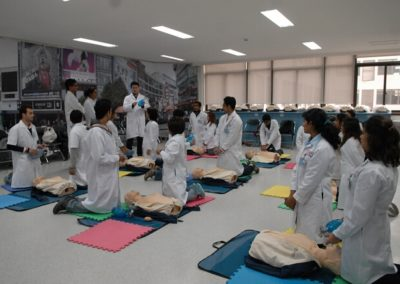 Foriegn Students in Clinical Practice
