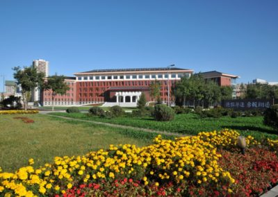 A View Of SAU Campus
